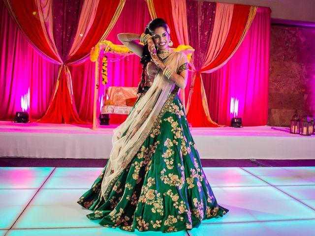 Arthur and Deepika's Wedding in Cancun, Mexico 30