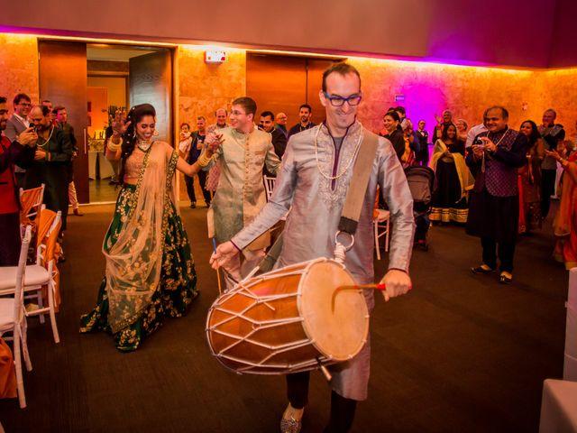 Arthur and Deepika's Wedding in Cancun, Mexico 32