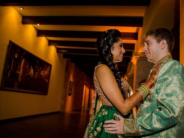 Arthur and Deepika's Wedding in Cancun, Mexico 33
