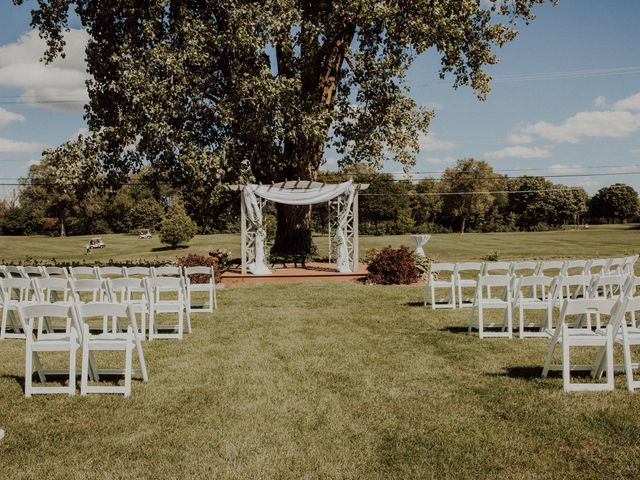 Tommy and Ashley's Wedding in Plymouth, Michigan 21