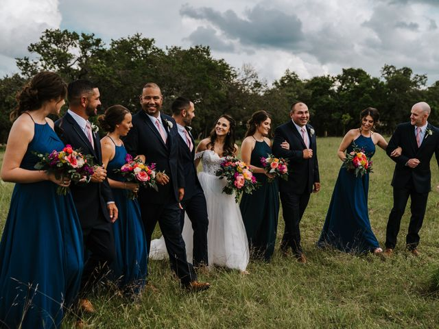 Gregg and Melanie's Wedding in Dripping Springs, Texas 4