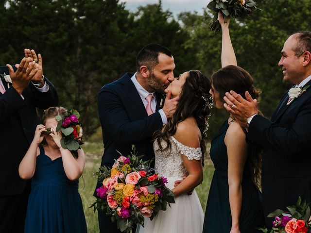 Gregg and Melanie's Wedding in Dripping Springs, Texas 5