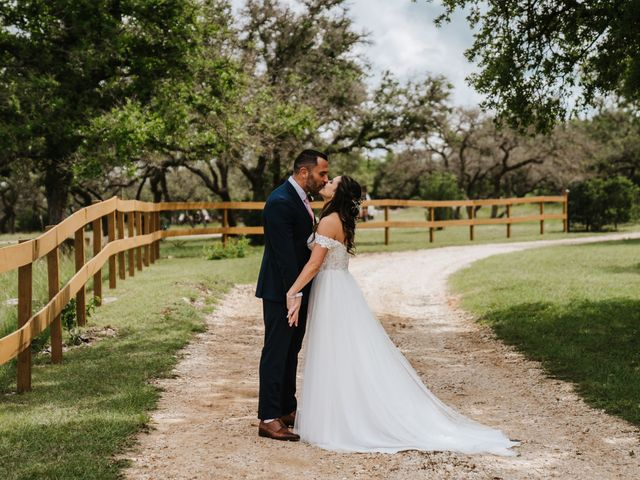Gregg and Melanie's Wedding in Dripping Springs, Texas 6