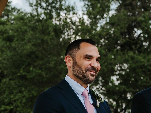 Gregg and Melanie's Wedding in Dripping Springs, Texas 7