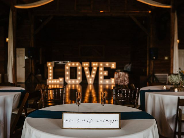 Gregg and Melanie's Wedding in Dripping Springs, Texas 9