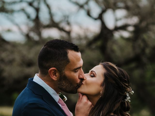 Gregg and Melanie's Wedding in Dripping Springs, Texas 13