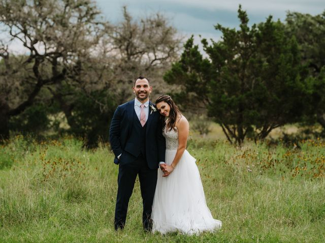 Gregg and Melanie's Wedding in Dripping Springs, Texas 15