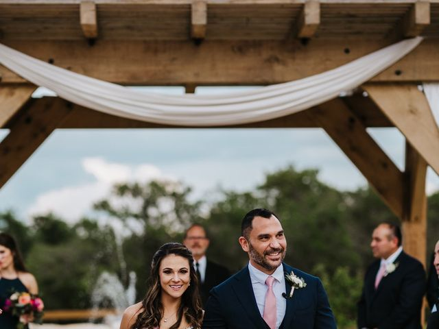 Gregg and Melanie's Wedding in Dripping Springs, Texas 17