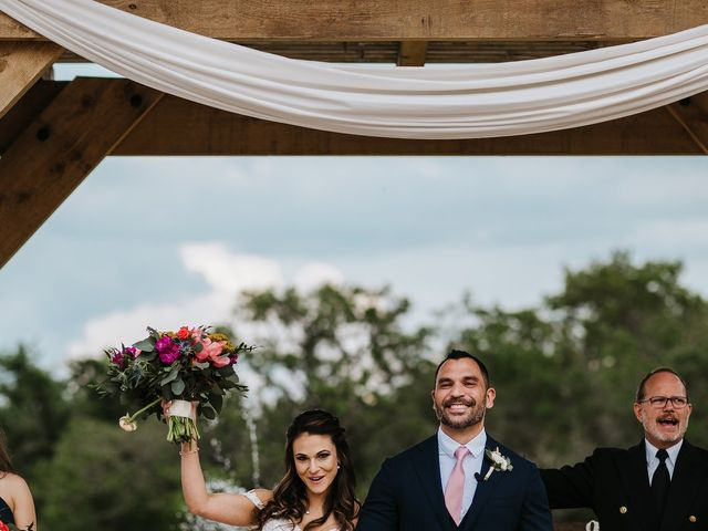 Gregg and Melanie's Wedding in Dripping Springs, Texas 18
