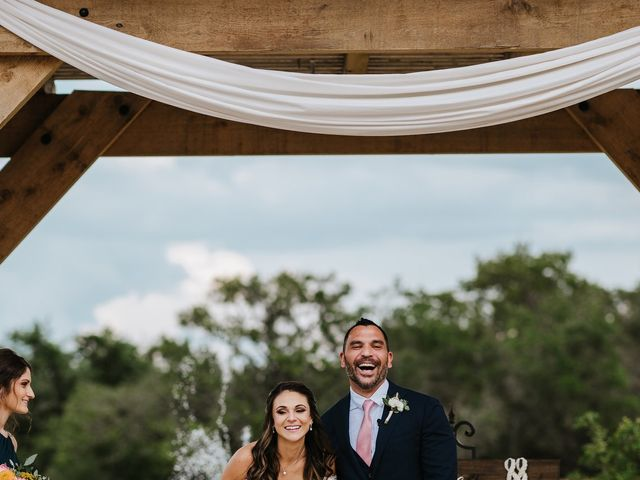 Gregg and Melanie's Wedding in Dripping Springs, Texas 19