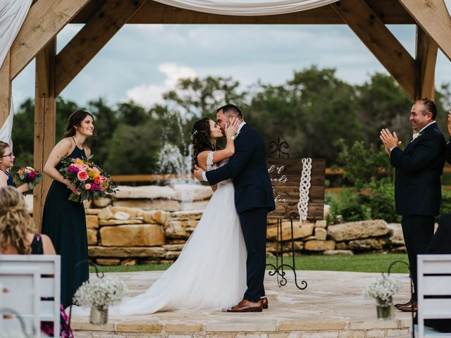 Gregg and Melanie's Wedding in Dripping Springs, Texas 20