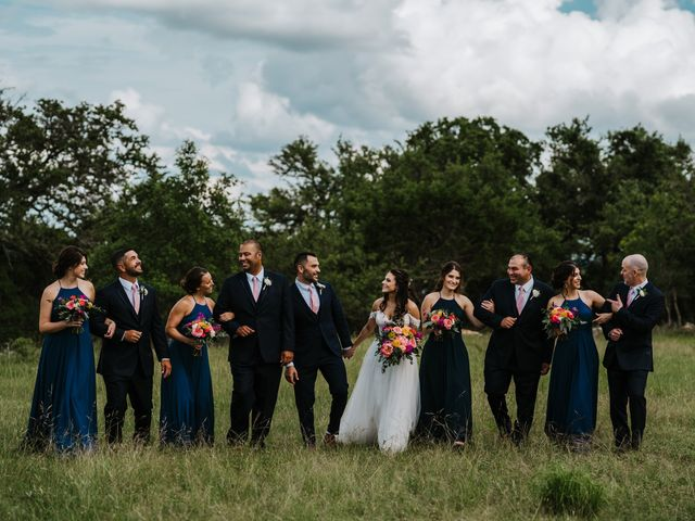 Gregg and Melanie's Wedding in Dripping Springs, Texas 24