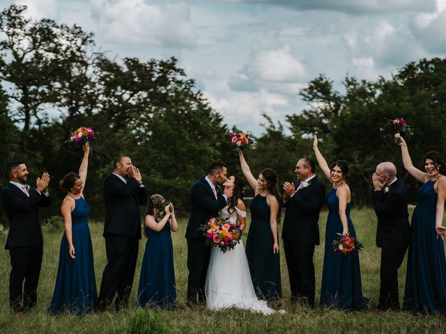 Gregg and Melanie's Wedding in Dripping Springs, Texas 25