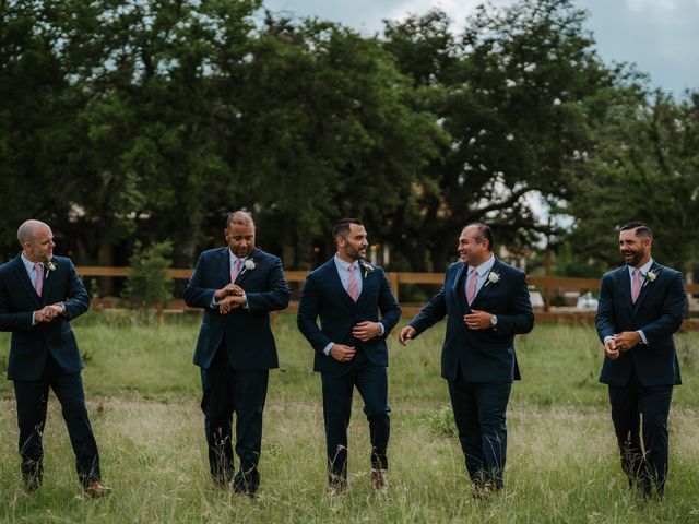 Gregg and Melanie's Wedding in Dripping Springs, Texas 27