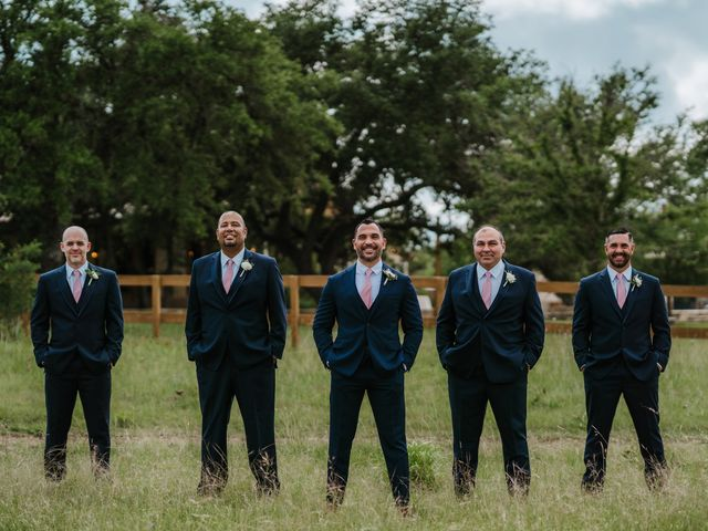 Gregg and Melanie's Wedding in Dripping Springs, Texas 28