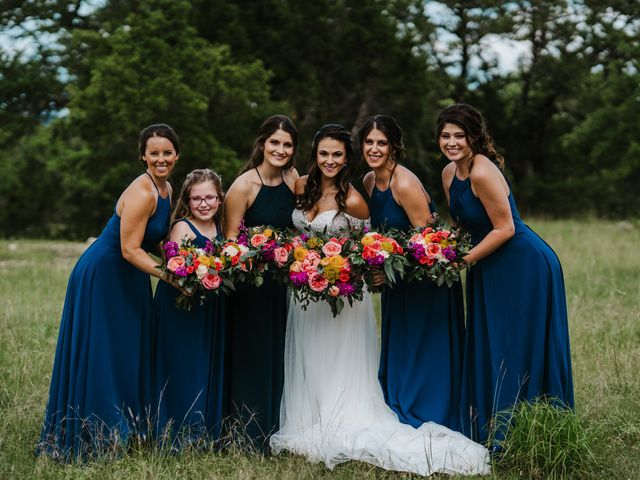Gregg and Melanie's Wedding in Dripping Springs, Texas 30