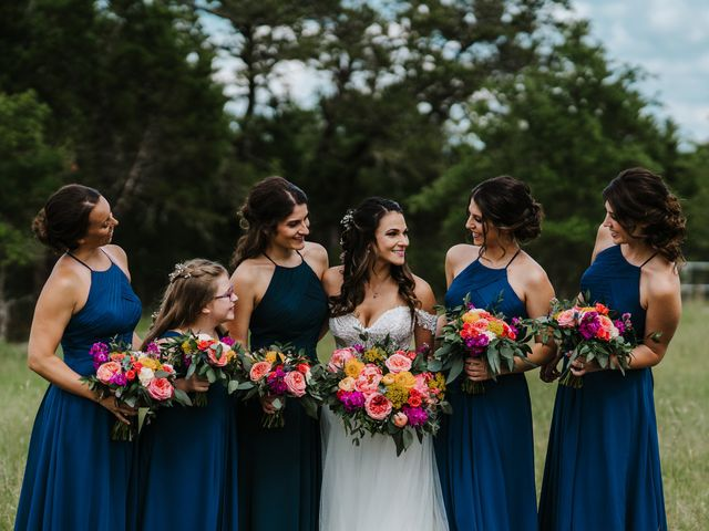 Gregg and Melanie's Wedding in Dripping Springs, Texas 31