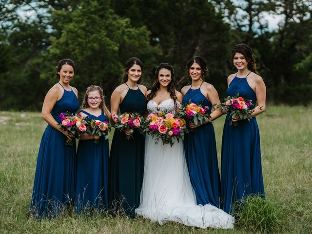 Gregg and Melanie's Wedding in Dripping Springs, Texas 32