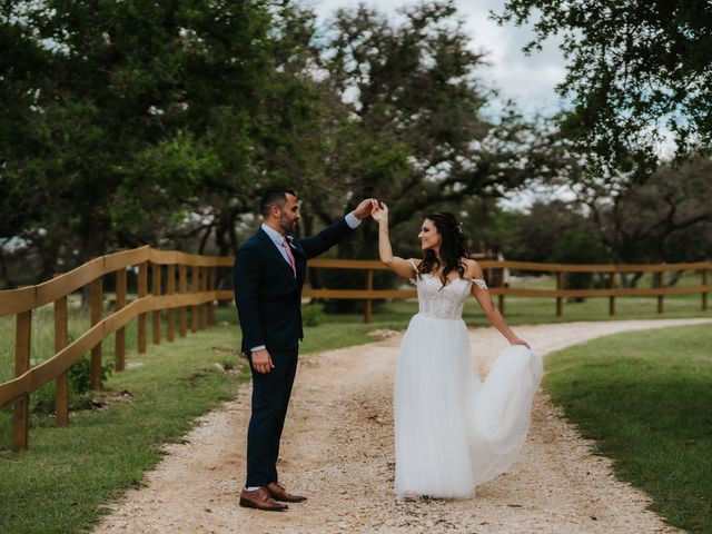 Gregg and Melanie's Wedding in Dripping Springs, Texas 33
