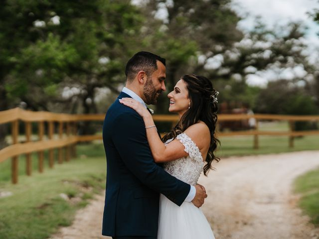 Gregg and Melanie's Wedding in Dripping Springs, Texas 35