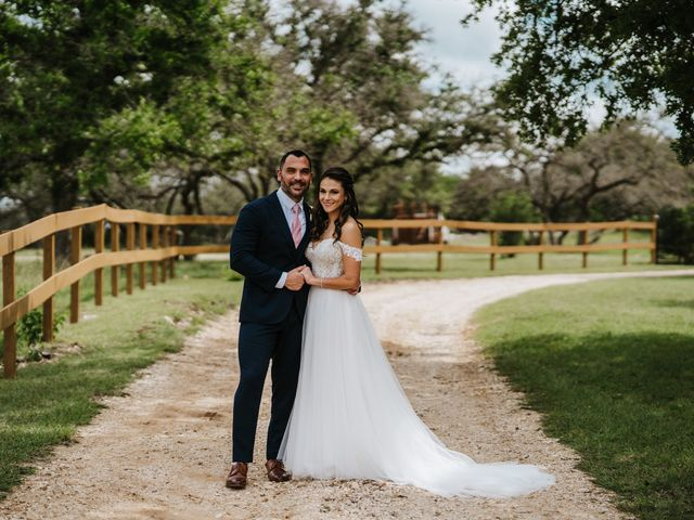 Gregg and Melanie's Wedding in Dripping Springs, Texas 37