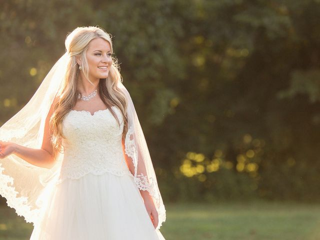 Stephanie and Justin's Wedding in Nashville, Tennessee 4