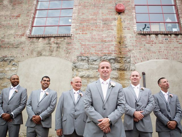 Stephanie and Justin's Wedding in Nashville, Tennessee 6