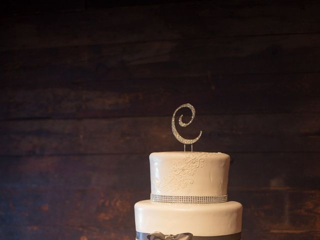 Stephanie and Justin's Wedding in Nashville, Tennessee 13