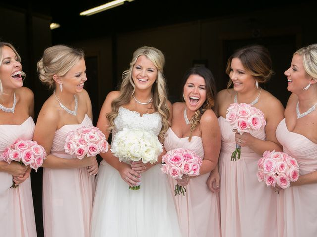 Stephanie and Justin's Wedding in Nashville, Tennessee 5