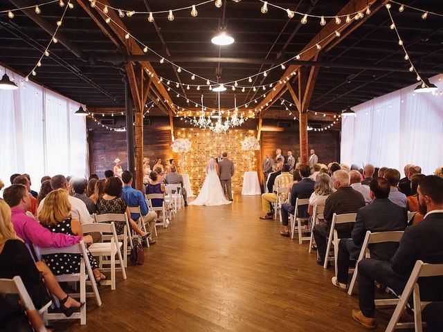 Stephanie and Justin's Wedding in Nashville, Tennessee 9