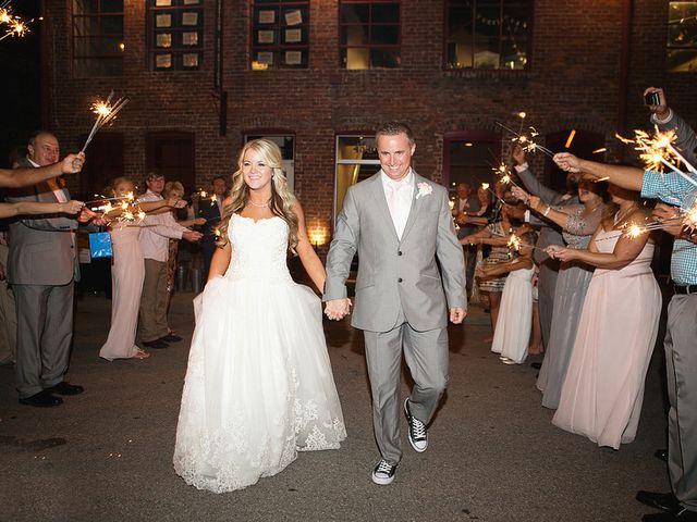 Stephanie and Justin's Wedding in Nashville, Tennessee 14