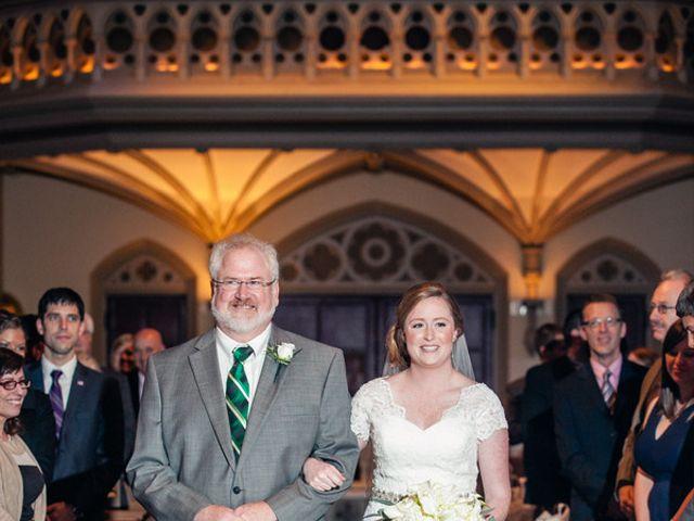 Nora and John's Wedding in Saint Louis, Missouri 7