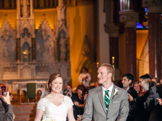 Nora and John's Wedding in Saint Louis, Missouri 11