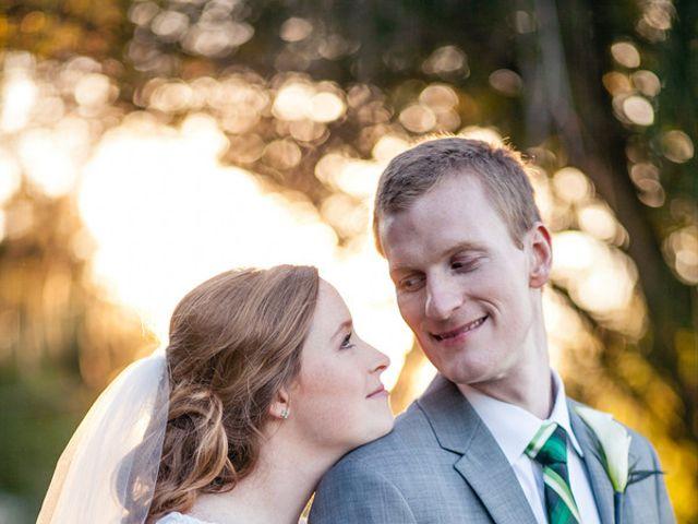 Nora and John's Wedding in Saint Louis, Missouri 12