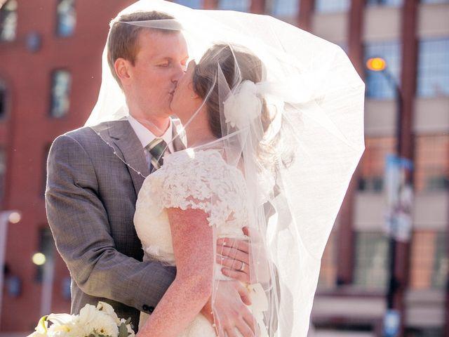 Nora and John's Wedding in Saint Louis, Missouri 13