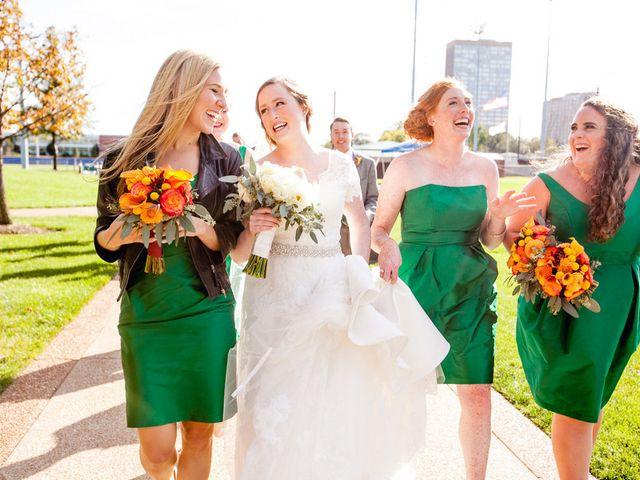 Nora and John's Wedding in Saint Louis, Missouri 14