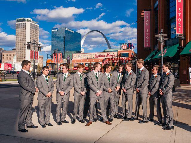 Nora and John's Wedding in Saint Louis, Missouri 15
