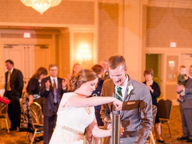 Nora and John's Wedding in Saint Louis, Missouri 20