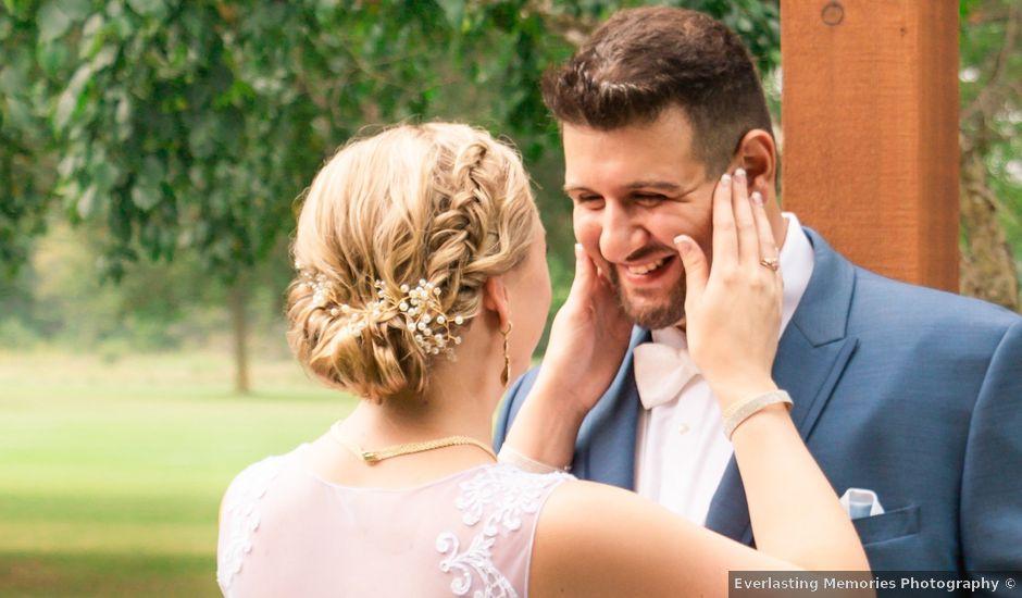 Mehdi and Brenda's Wedding in Sartell, Minnesota