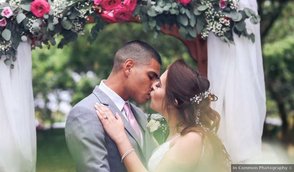 Jordan and Denise's Wedding in Miami, Florida