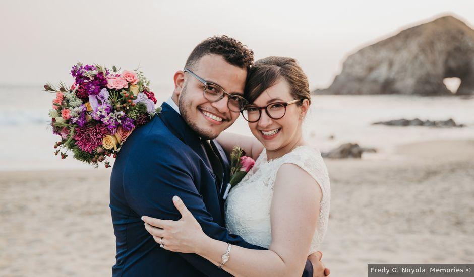 José and Betsy's Wedding in Bahias De Huatulco, Mexico