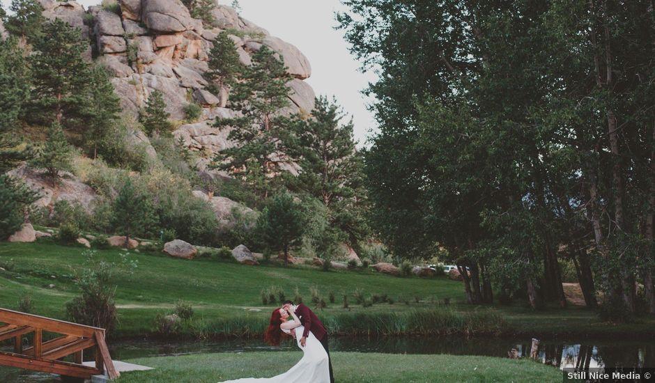 Max and Shannon's Wedding in Estes Park, Colorado