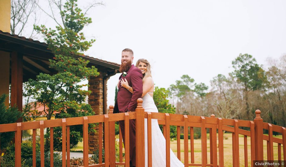 Cameron and Skylar's Wedding in Texas City, Texas