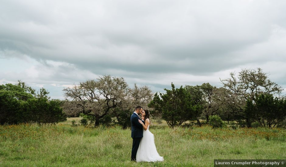 Gregg and Melanie's Wedding in Dripping Springs, Texas