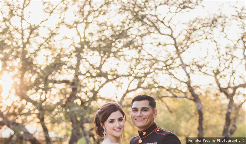 Kate and Rob's Wedding in Boerne, Texas