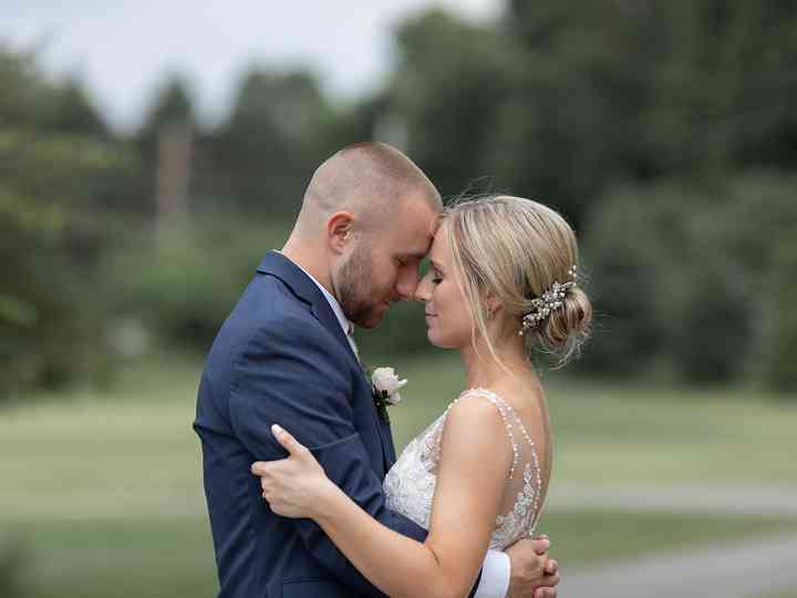 The wedding of Erin and Ryan