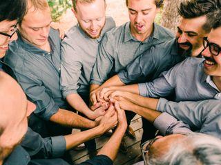The wedding of Logan and Aaron 3