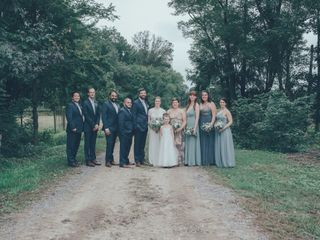 Pete and Taylor's Wedding in Mickleton, New Jersey 23