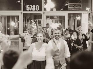 The wedding of Melinda and Eli 1