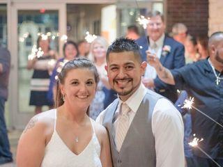 The wedding of Melinda and Eli 2